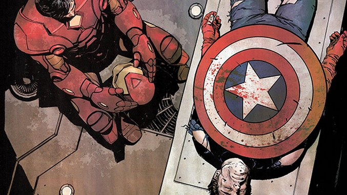 Frenemies in Arms: The Best Captain America and Iron Man Moments in Comics