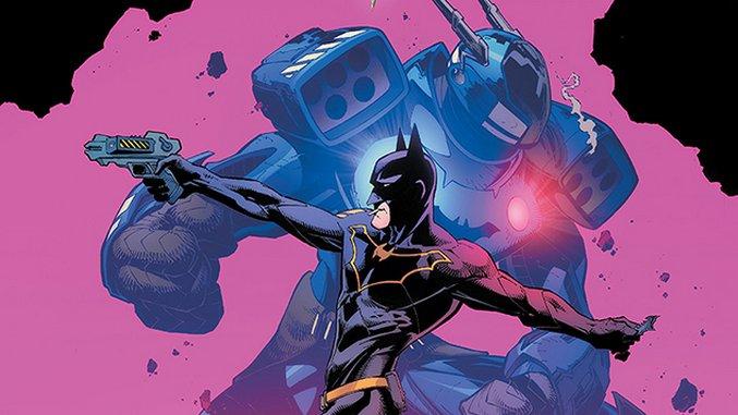 Snyder & Capullo Reflect on a Half-Decade of Reinventing <i>Batman</i>