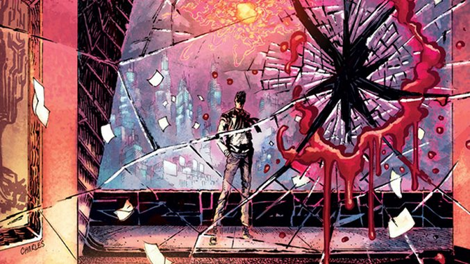 Deep Thoughts on Sci-Fi Nihilism and Humanity With <i>Roche Limit</i>'s Michael Moreci
