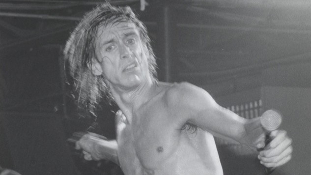 Hear Iggy Pop Perform Songs From <i>Raw Power</i>, Released 46 Years Ago Today