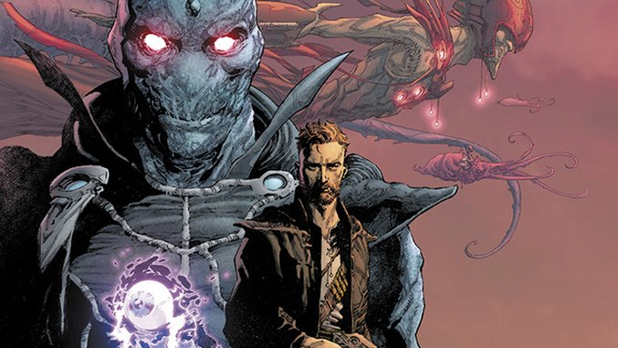 Image Expo Exclusive: Rick Remender & Jerome Opeña Pit Men Against Gods in New Fantasy Comic <i>Seven to Eternity</i>