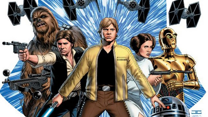 Ranking Marvel's New <i>Star Wars</i> Comics