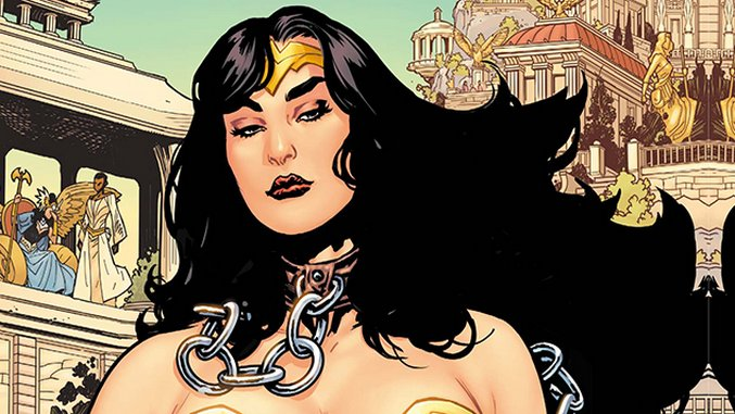 <i>Wonder Woman: Earth One</i> By Grant Morrison & Yanick Paquette Review