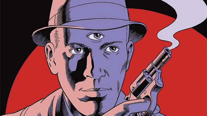 Paul Kirchner on <i>Murder by Remote Control</i>, The Lost Psychedelic Noir Comic Classic
