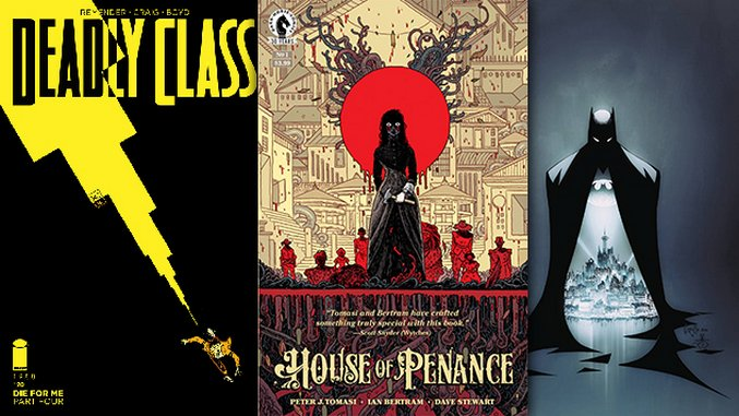 The Best Comic Book Covers of April 2016