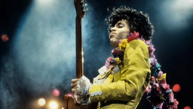 Listen to Two Prince Sets at the DNA Lounge from 1993