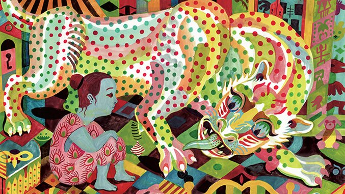 Brecht Evens on Crafting Horror and Storybook Beauty in <i>Panther</i>