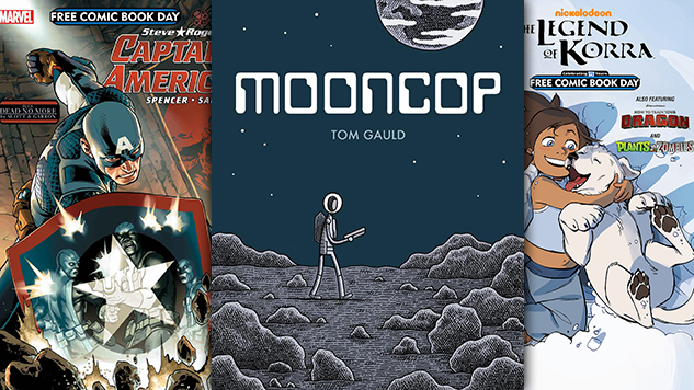 Which Comics Should You Grab on Free Comic Book Day 2016?
