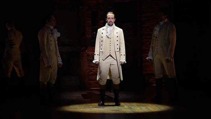 Grace on Broadway: The Power of <i>Hamilton</i>