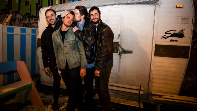 Journalism Frontman Kegan Zema Explains Why He Named His Band After His Former Craft