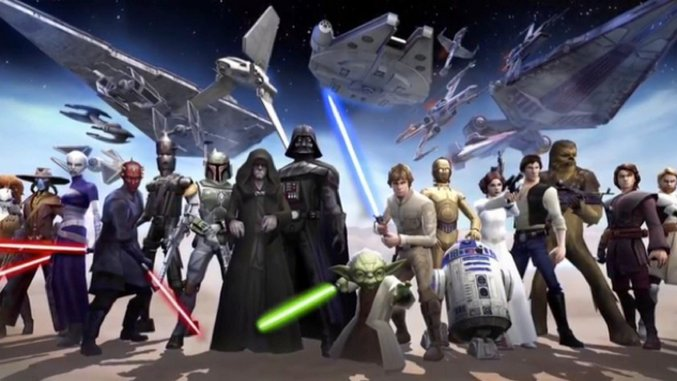The 20 Best <i>Star Wars: Galaxy of Heroes</i> Characters