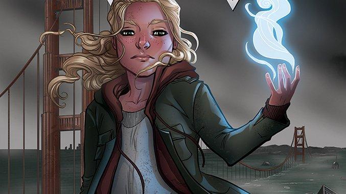 <i>2 Broke Girls</i> Actress Beth Behr Scripts <i>X-Men</i> Inspired Post-Apocalyptic Comic, <i>Dents</i>