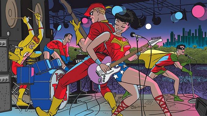Comic Artist Darwyn Cooke Perfected the Visual Language of Optimism
