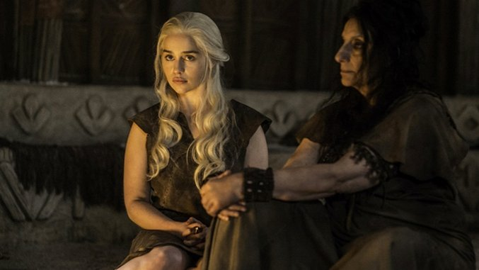 "<i>Game of Thrones</i> Review: ""Book of the Stranger"""