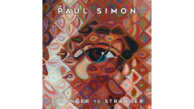 Paul Simon: <i>Stranger To Stranger</i> Review