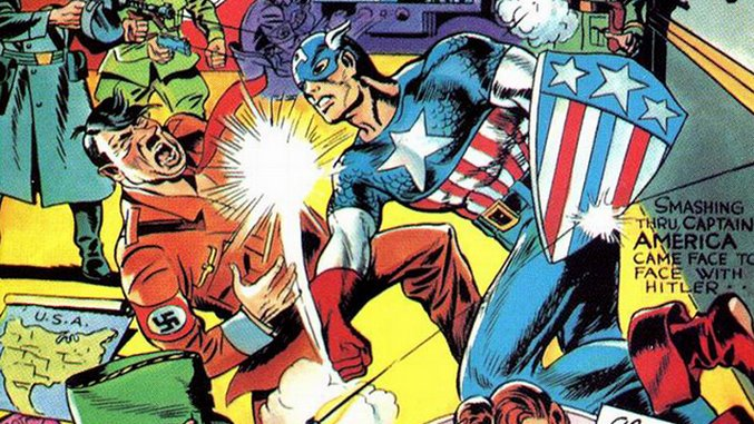 Why Captain America, Watchmen and Corporate-Owned Characters Promise Us Nothing