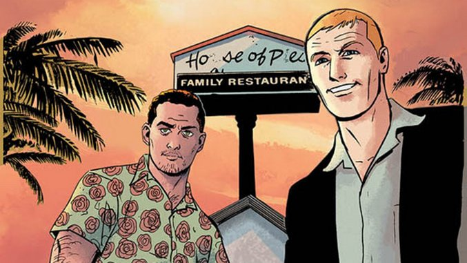 Jonesing for a Great Crime-Comedy Comic? Read Spencer and Lieber&#8217;s <i>The Fix</i>