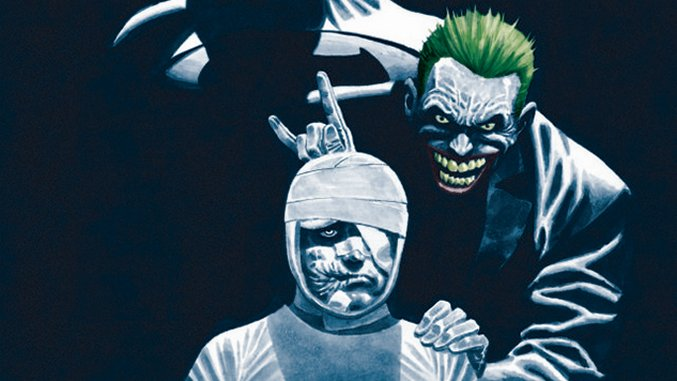 """You are more than what your attackers took from you"": Paul Dini Heals Wounds of Assault in <i>Dark Night: A True Batman Story</i>"