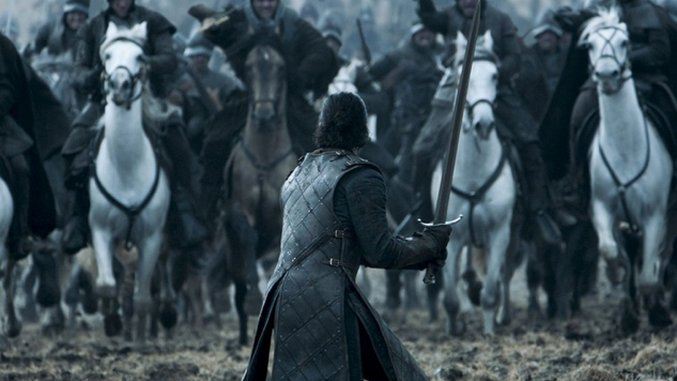 "<i>Game of Thrones</i> Review: ""Battle of the Bastards"""