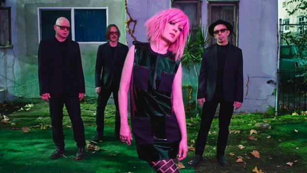 Garbage: Catching Up With Shirley Manson