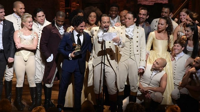 How to Say Goodbye: Lin-Manuel Miranda's <i>Hamilton</i> Farewell