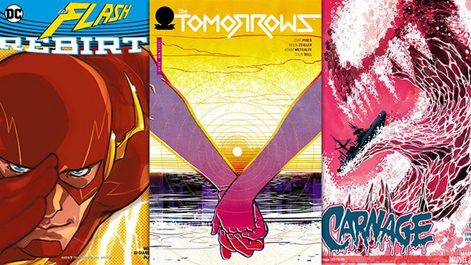 The Best Comic Book Covers of June 2016
