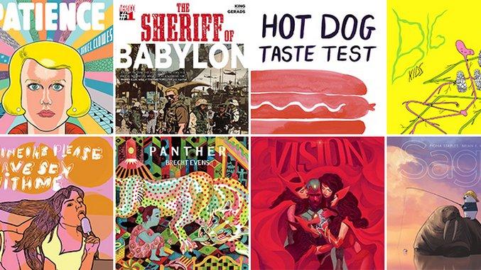 The 25 Best Comics of 2016 (So Far)