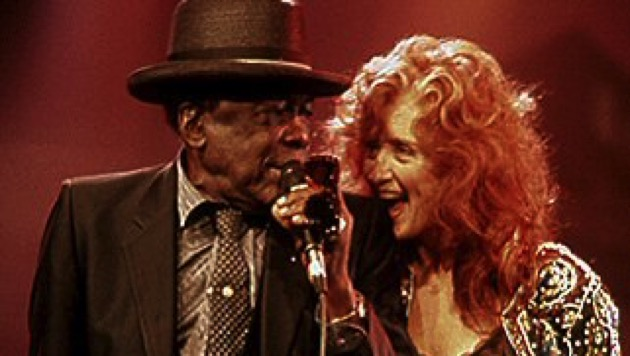 Throwback Thursday: Bonnie Raitt, Ron Wood & Bo Diddley, John Lee Hooker
