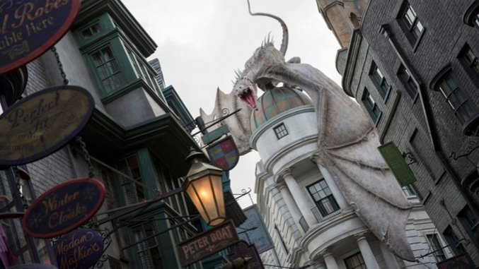 The 12 Best Wizarding World of Harry Potter Attractions at Universal Orlando