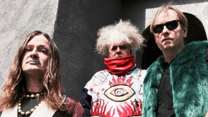 The Melvins Talk <i>Basses Loaded</i>, <i>Three Men and a Baby</i> and More