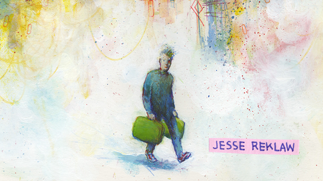 &#8220;Change seems to happen me&#133;no matter how hard I try to be stable&#8221;: Jesse Reklaw on his Manic Cross-Country Trek in <i>Lovf</i>