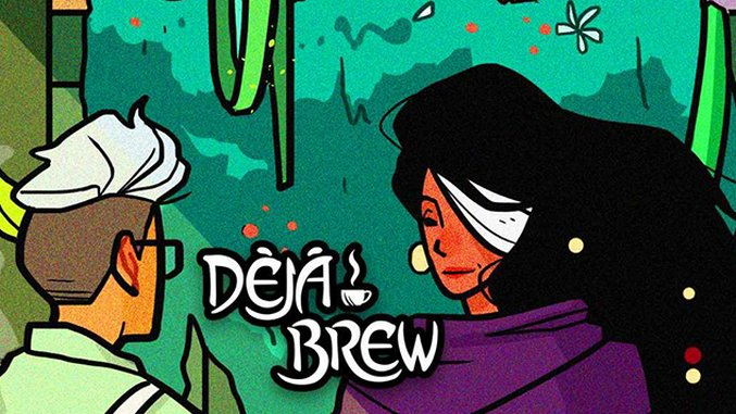 Taneka Stotts & Sara DuVall Conjure Reflections on Race, Queerness and Coffee Shop Magic in <i>Deja Brew</i>