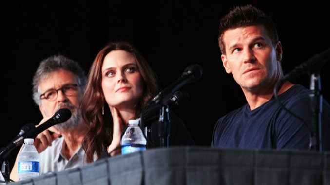 <i>Bones</i> Cast Gives Clues About Season 12 Farewell