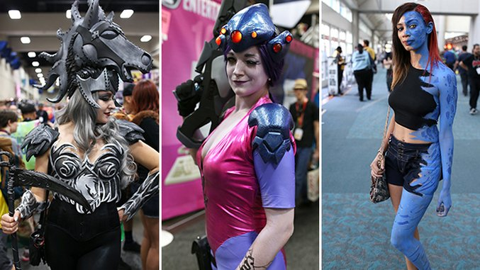The Best Cosplay of San Diego Comic-Con, Day 3