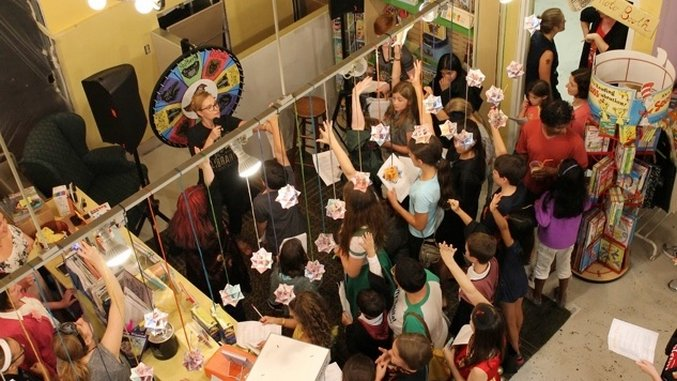 <i>Harry Potter and the Cursed Child</i> Release Party at Little Shop of Stories