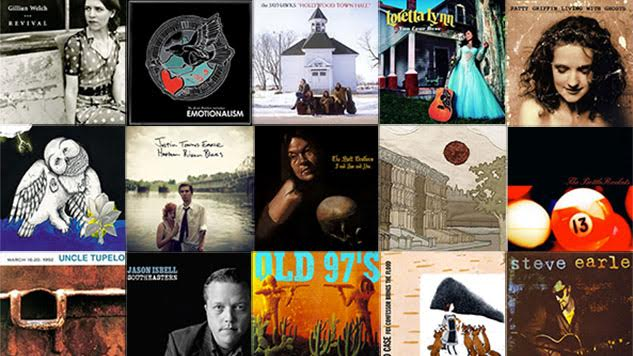The 50 Best Alt Country Albums Of All Time Paste