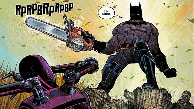 The Best Modern Dark Knight Scribe Turns His Scalpel on the Villains in <i>All-Star Batman</i>