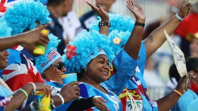 Rugby Sevens Is My New Favorite Olympic Sport (and Fiji fans are my new favorite fans)