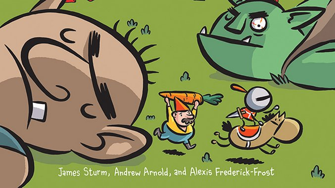 How the Minds Behind <I>Adventures in Cartooning</I> Are Cultivating the Next Generation of Comics Creators