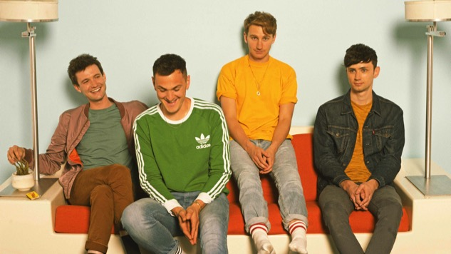 Glass Animals: Becoming <i>Human</i>