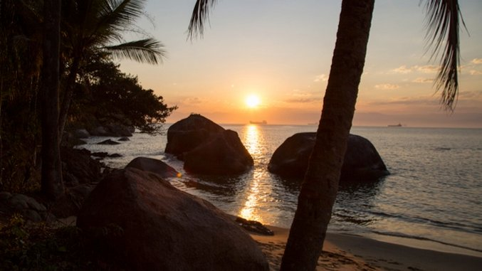 Rio 2016: A Trip to Ilha Grande in Photos