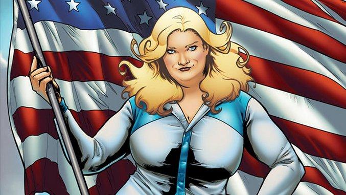 Valiant Heroine Faith Teams Up with Hillary Clinton this November