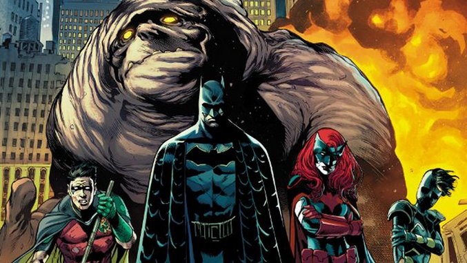 <i>Detective Comics</i> Redeems Batwoman in DC's Best New Team Book
