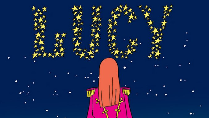 Exclusive: Kiara Brinkman & Sean Chiki Keep the Fab Four's Legacy Alive in New Graphic Novel, <i>Lucy in the Sky</i>