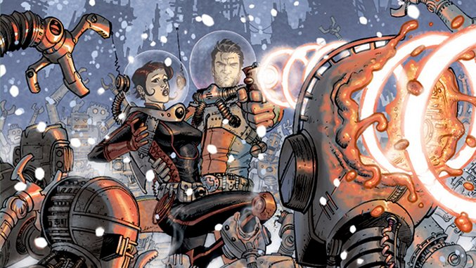 Rick Remender on the Legacy of <i>Fear Agent</i>, the Best Hardcore Sci-Fi Comic You Haven&#8217;t Read