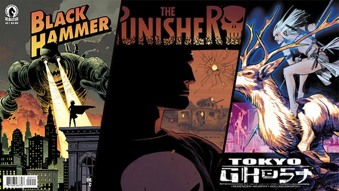 The Best Comic Book Covers of August 2016