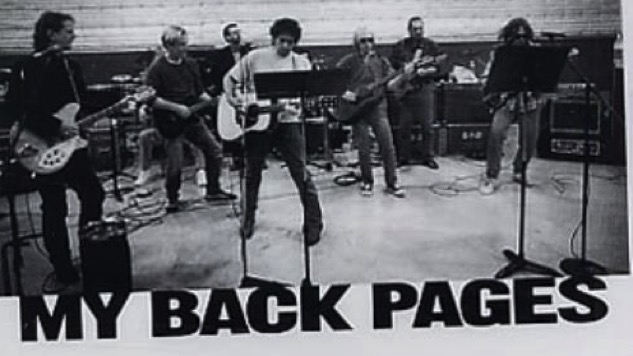 Back Pages: Nostalgia in Song