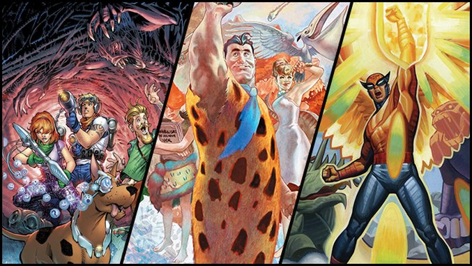 Why We Love DC Comics' Bizarre, Surrealist Take on Hanna-Barbera Cartoons