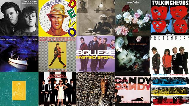 The 50 Best New Wave Albums :: Music :: New Wave :: Page 1 :: Paste