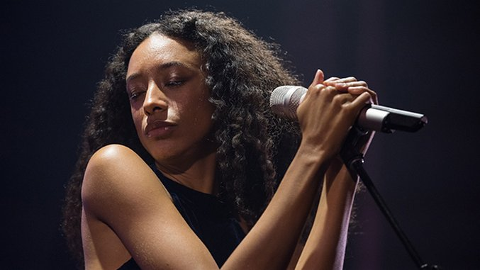 Live Photos: Janelle Kroll & Corinne Bailey Rae Play into the Early Morning @ Webster Hall